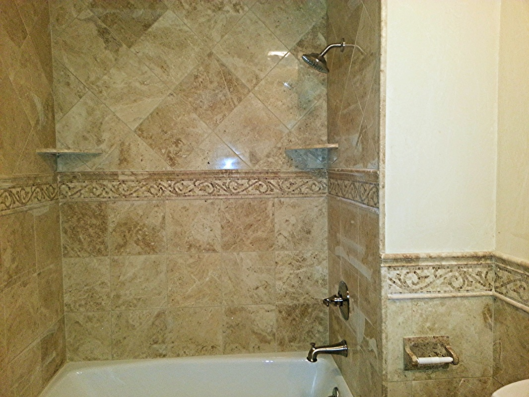 Bathroom remodel richey construction 513 731 9721